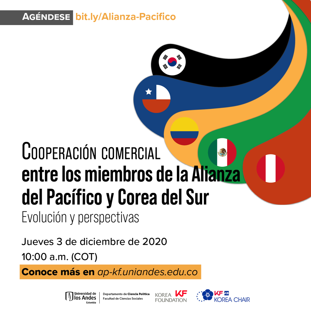 Trade cooperation between the Pacific Alliance members and South Korea